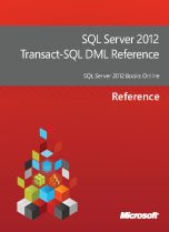 2577.SQL Server 2012 Transact 2D00 SQL DML Reference 5F00 152x209 Large collection of Free Microsoft eBooks for you, including: SharePoint, Visual Studio, Windows Phone, Windows 8, Office 365, Office 2010, SQL Server 2012, Azure, and more. SharePoint 2010 visual studio 2010 sharepoint 2010 blog office 365 office best practices