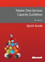 3060.Master Data Services Capacity Guidelines 5F00 152x209 Large collection of Free Microsoft eBooks for you, including: SharePoint, Visual Studio, Windows Phone, Windows 8, Office 365, Office 2010, SQL Server 2012, Azure, and more. SharePoint 2010 visual studio 2010 sharepoint 2010 blog office 365 office best practices