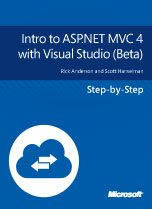 3426.Intro to ASP.NET MVC 4 with Visual Studio  2800 Beta 29005F00 152x209 Large collection of Free Microsoft eBooks for you, including: SharePoint, Visual Studio, Windows Phone, Windows 8, Office 365, Office 2010, SQL Server 2012, Azure, and more. SharePoint 2010 visual studio 2010 sharepoint 2010 blog office 365 office best practices